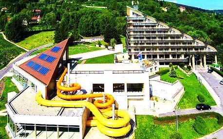 3–5denní wellness pobyt pro 1 v Interferie Aquapark Sport Hotelu*** v Polsku