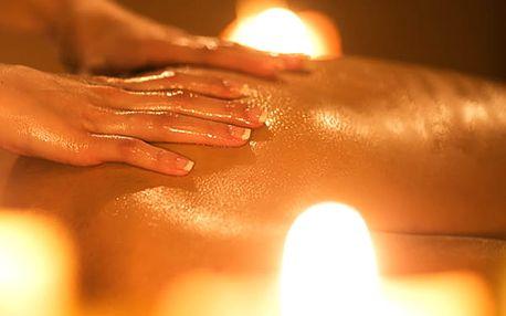 Smyslná tantra masáž pro ženy i muže s vyvrcholením v Salonu Něžné masáže v Praze.
