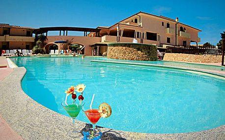 Sardinie, Hotel Baia delle Mimose - pobytový zájezd, Sardinie, Itálie, letecky, polopenze