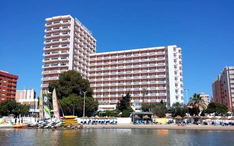Mar Menor, Hotel Izán Cavanna - pobytový zájezd, Mar Menor, Španělsko, letecky, polopenze