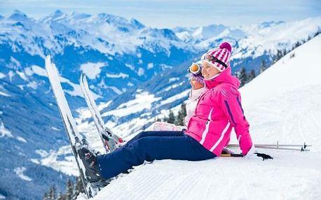 Rakousko u ski areálu a s českým personálem