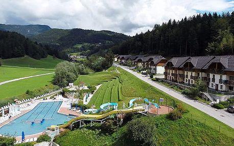 Termální lázně Snovik, Eco Resort Spa Snovik - pobytový zájezd, Termální lázně Snovik, Slovinsko, letecky, polopenze