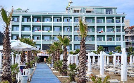 Dračská riviéra, Hotel Vivas - pobytový zájezd, Dračská riviéra, Albánie, letecky, polopenze