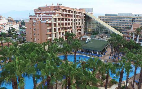Costa de Almería, Hotel Playacapricho - pobytový zájezd, Costa de Almería, Španělsko, letecky, polopenze