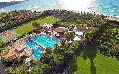 Kalábrie, Hotel Residence Sciabache - pobytový zájezd, Kalábrie, Itálie, letecky, polopenze