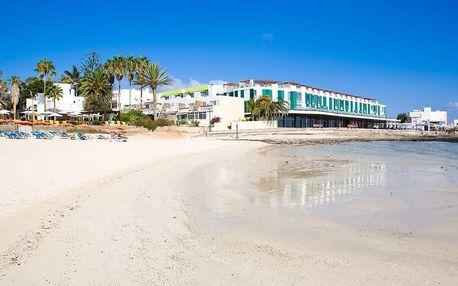 Kanárské ostrovy - Fuerteventura na 8 až 15 dní, polopenze nebo snídaně s dopravou letecky z Prahy 50 m od pláže