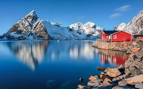 Z Osla až za polární kruh, Norsko, letecky, snídaně v ceně