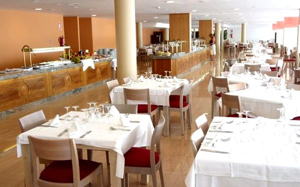 Menorca, Club Hotel Aguamarina - pobytový zájezd, Menorca, letecky, polopenze2