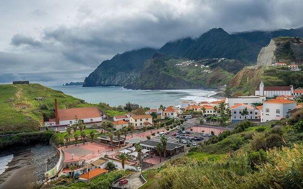 Pěší turistika na Madeiře, letecky, polopenze2