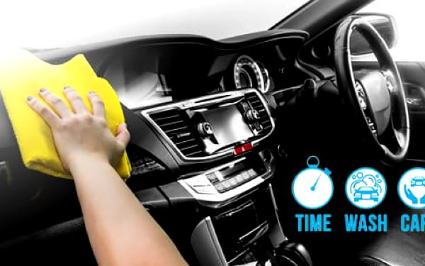Time Wash Cars