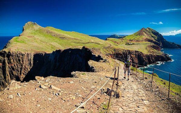 Pěší turistika na Madeiře, letecky, polopenze3
