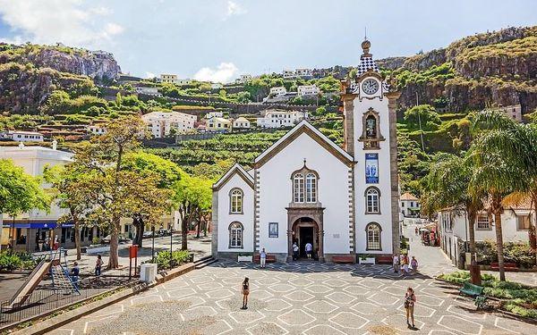 Pěší turistika na Madeiře, letecky, polopenze4
