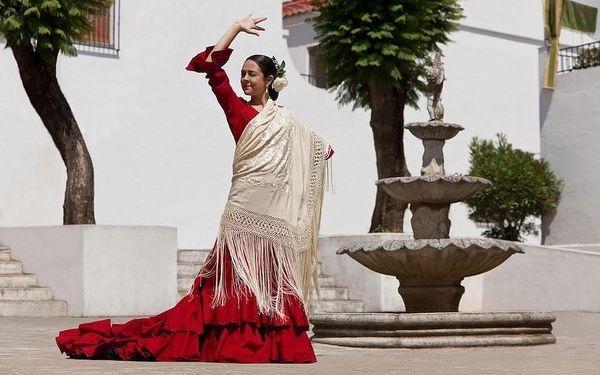 Krásy Andalusie, letecky, polopenze2