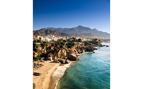 Krásy Andalusie, letecky, polopenze3
