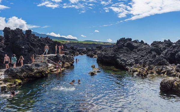 Nespoutané Azorské ostrovy, letecky, polopenze5
