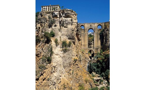 Krásy Andalusie, letecky, polopenze4