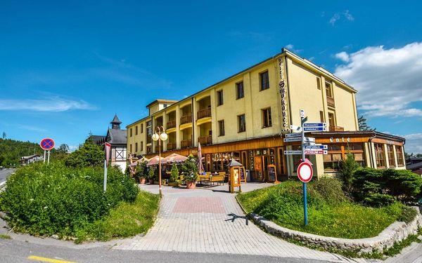 Relax v hotelu Smokovec v Tatrách přes jaro i léto 2019