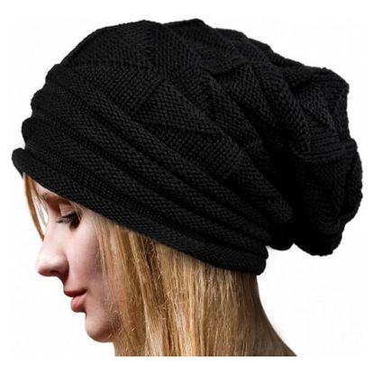 Čepice v ležérním stylu