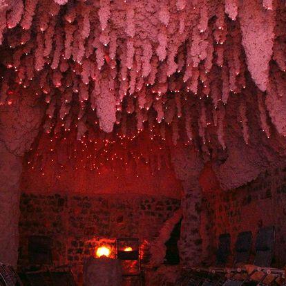 Permanentka na 9 vstupů do největší solné jeskyně