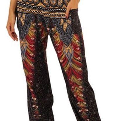 Dámské harémové kalhoty Frida - 10 variant