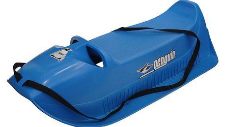 CorbySport Pinguin Alfa A2045 Sáně plastové - modré