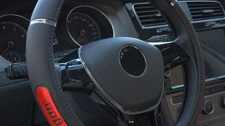 Protiskluzný potah na volant - 4 barvy