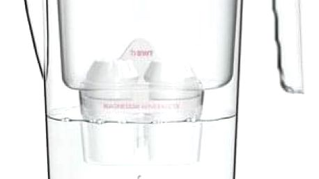 BWT Filtrační konvice VIDA 2,6 l, mechanický ukazatel + 2 filtry BWT
