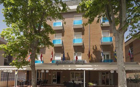 8–10denní Itálie, Emilia Romagna | Hotel Manola*** 80 m od pláže | Doprava -50% | Dítě zdarma | Polopenze nebo plná penze | Autobusem nebo vlastní doprava
