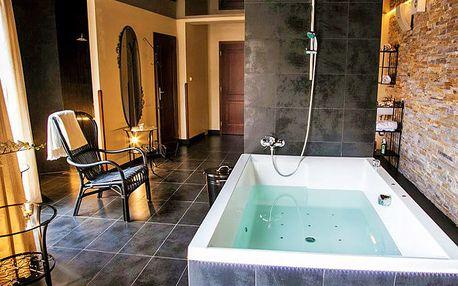 Mariánské Lázně luxusně ve 4* hotelu Morris se vstupem do vířivky a bazénu, procedurami a polopenzí + 1 noc se snídaní zda