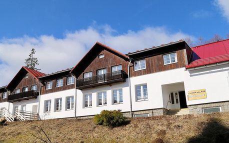Šumava: SKI Apartmány Zadov
