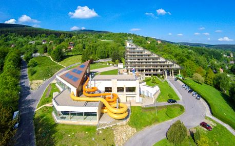Jizerské hory: Interferie Aquapark Sport Hotel Malachit