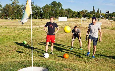 Fotbalgolf: skvělá zábava pro děti i dospělé