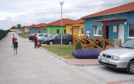 Slovensko - Slnečné jazerá na 3 až 4 dny, bez stravy s dopravou vlastní 100 m od pláže