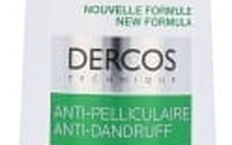 Vichy Dercos Anti-Dandruff Advanced Action 390 ml šampon proti lupům pro ženy