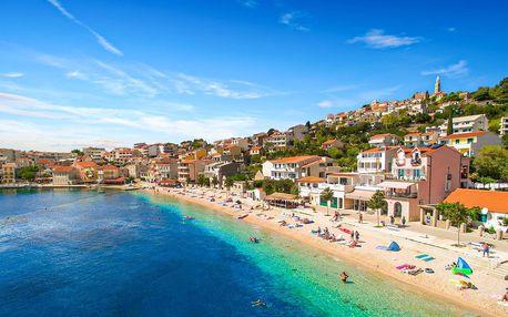 8–10denní Chorvatsko, Igrane | Apartmány Ankora*** 100 m od pláže | Parkování zdarma | Strava vlastní | Autobusem nebo vlastní doprava