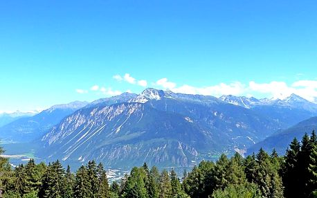 Switzerland - Swiss Alps na 7 dní, bez stravy s dopravou vlastní