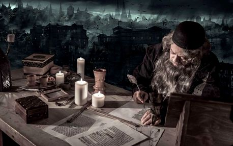 Legenda o Golemovi – venkovní úniková hra