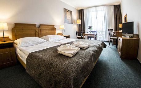 Last Minute v Hotelu Gendorf *** v centru Vrchlabí s wellness