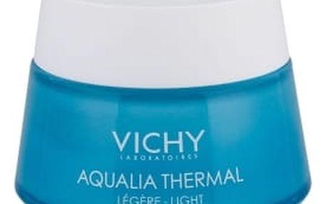Vichy Aqualia Thermal Light 50 ml denní pleťový krém pro ženy