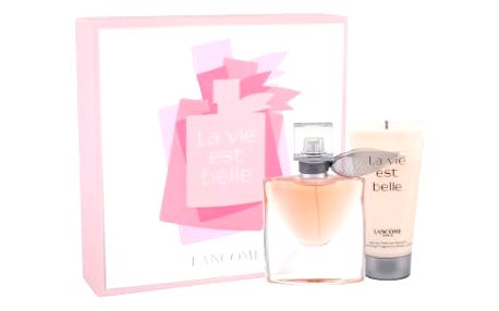 Lancôme La Vie Est Belle dárková kazeta pro ženy parfémovaná voda 30 ml + tělové mléko 50 ml