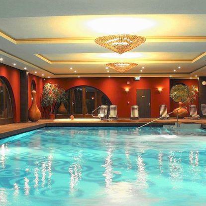 4* hotel s wellness kousek od Budapešti