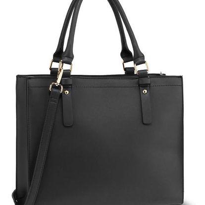 Dámská černá kabelka Erin 646
