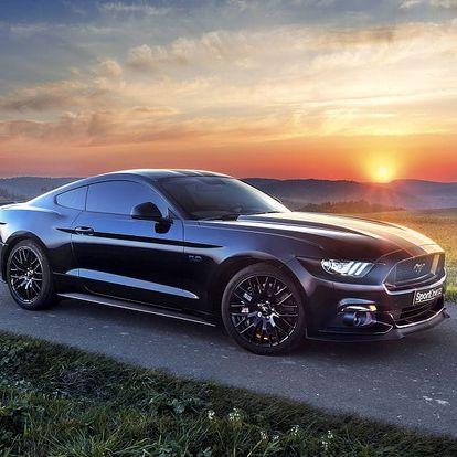 Jízda ve Ford Mustang GT Ostrava