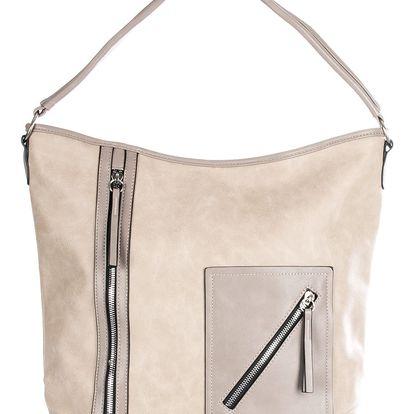 Tapple Dámská kabelka Lady Collection velká 2 zipy LC2
