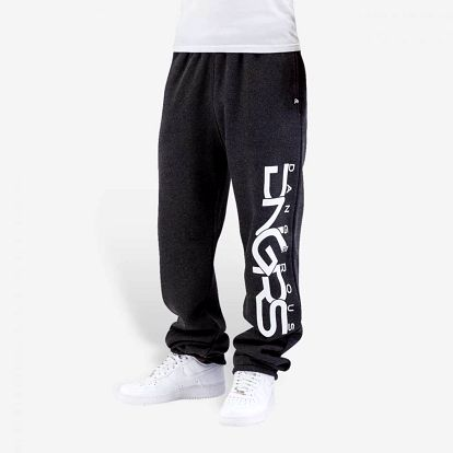 Dangerous DNGRS / Sweat Pant Classic in grey 2XL