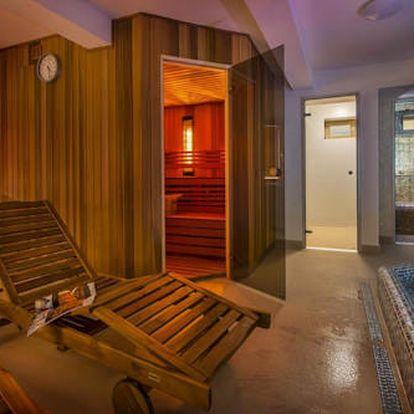Pobyt v Tatrách ve zbrusu novém 4* hotelu Marína pro dva s polopenzí a wellness.
