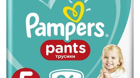 PAMPERS Pants 5, 96ks (11-18kg) MEGA Box - plenkové kalhotky