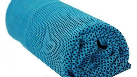 TIP! Chladící ručník - SET 3 ks (Doprava zdarma) Barva: Modrý