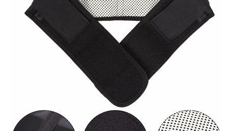 AKCE! Magnetický zahřívací bederní pás - úleva pro Vaše záda!