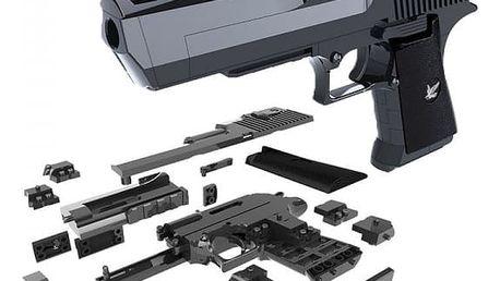 Sestavovací pistole pro kluky